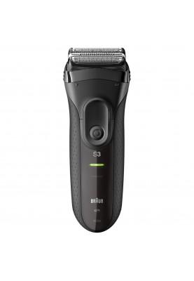 Электробритва мужская Braun Series 3 3020s Black