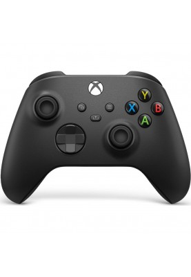 Геймпад Microsoft Xbox Series X | S Wireless Controller Carbon Black (XOA-0005, QAT-00001)
