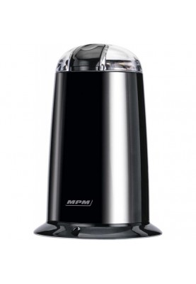 Кофемолка электрическая MPM Product MMK-07 black