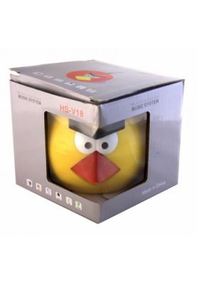 Колонка Angry Birds