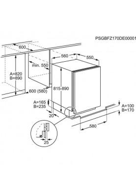 Морозильная камера Electrolux LYB2AF82S