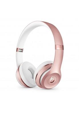 Наушники с микрофоном Beats by Dr. Dre Solo3 Wireless Rose Gold (MNET2)