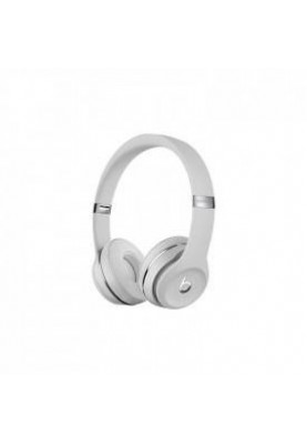 Наушники с микрофоном Beats by Dr. Dre Solo3 Wireless Satin Silver (MUH52)