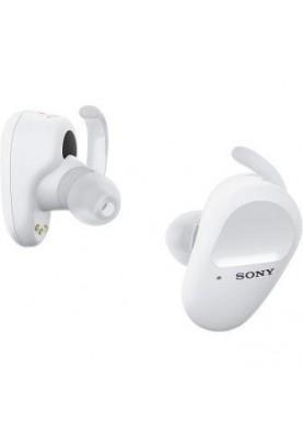 "Наушники TWS (""полностью беспроводные"") Sony WF-SP800N White"