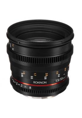 Объектив Rokinon CINE DS 50mm T1.5 FOR CANON
