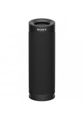 Портативная колонка Sony SRS-XB23 Black SRSXB23B
