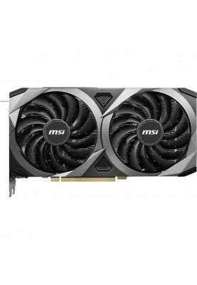Видеокарта MSI GeForce RTX 3070 VENTUS 2X OC (RTX3070VENTUS2XOC8G)
