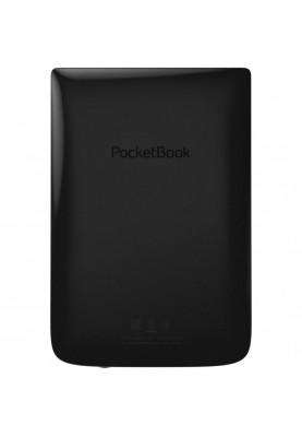 Электронная книга с подсветкой PocketBook 616 Basic Lux 2 Obsidian Black PB616-H-CIS