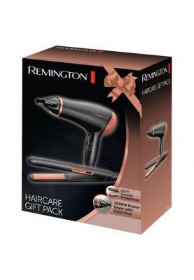 Фен + Утюжок для волос Remington Haircare Giftpack D3012GP
