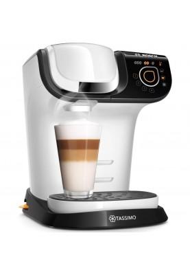 Капсульная кофеварка эспрессо Bosch Tassimo My Way 2 TAS6504