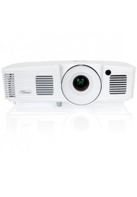 Мультимедийный проектор Optoma W402 (95.70801GC0E)