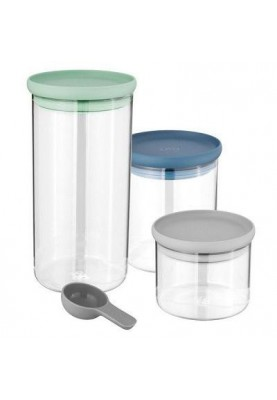 Набор стеклянных контейнеров Berghoff LEO 3 шт 3950125