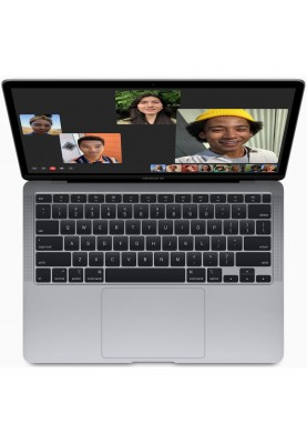 "Ноутбук Apple MacBook Air 13"" Space Gray 2020 (Z0YJ000EV)"
