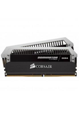 Память Corsair 8 GB (2x4GB) DDR4 3866 MHz Dominator Platinum (CMD8GX4M2B3866C18)
