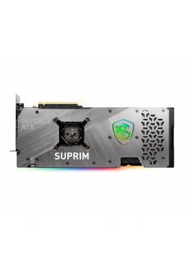 Видеокарта MSI GeForce RTX 3070 SUPRIM X 8G