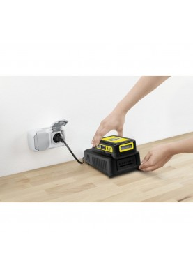 Аккумулятор и зарядное устройство для электроинструмента Karcher 2.445-062.0