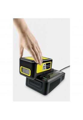 Аккумулятор и зарядное устройство для электроинструмента Karcher 2.445-064.0