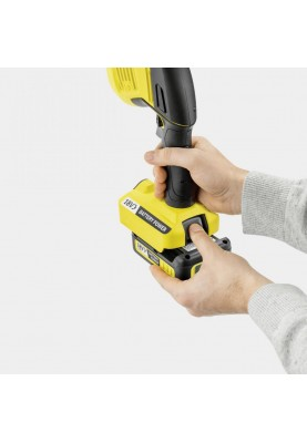 Аккумуляторные садовые ножницы Karcher GSH 18-20 Battery (1.444-200.0)