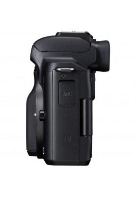 Беззеркальный фотоаппарат Canon EOS M50 body Black (2680C001)