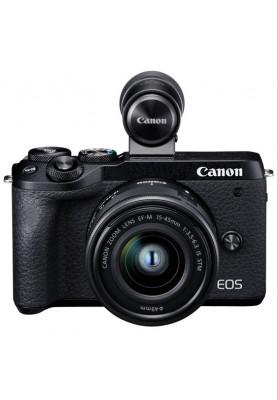Беззеркальный фотоаппарат Canon EOS M6 Mark II Body (3611C051)