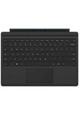 Чехол-клавиатура для планшета Microsoft Surface Pro Type Cover Black FMN-00001