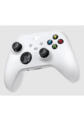 Геймпад Microsoft Xbox Series X | S Wireless Controller Robot White (QAS-00002)