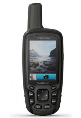 GPS-навигатор многоцелевой Garmin GPSMAP 64csx (010-02258-20)