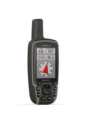 GPS-навигатор многоцелевой Garmin GPSMAP 64SX (010-02258-10)