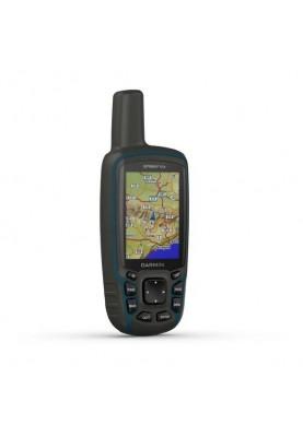 GPS-навигатор многоцелевой Garmin GPSMAP 64X (010-02258-00)