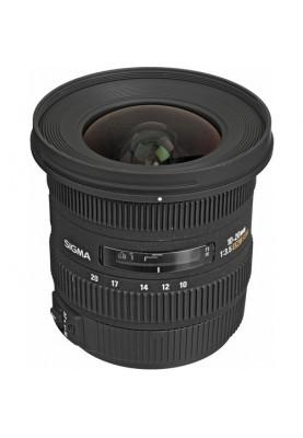 Объектив Sigma 10-20mm f/3.5 EX DC FOR NIKON