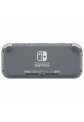 Портативная игровая приставка Nintendo Switch Lite gray (HDHSGAZAA)