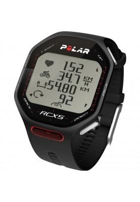 Пульсометр Polar RCX5 SD Heart Rate Monitor (Black)