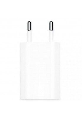 Сетевое зарядное устройство Apple 5W USB Power Adapter A2118 (MGN13)