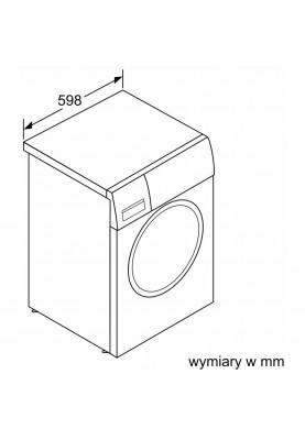 Стиральная машина автоматическая Bosch WAN2427GPL