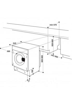 Стиральная машина Whirlpool WMWG 81484 PL