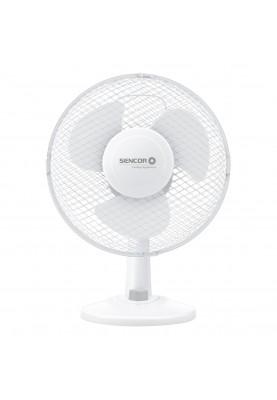 Вентилятор настольный Sencor SFE 2320WH