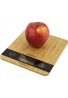 Весы кухонные электронные Esperanza Bamboo (EKS005)