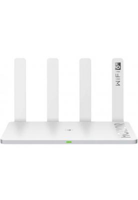 Беспроводной маршрутизатор (роутер) Honor 3 XD20 (HUAWEI AX3) Dual-core White Global