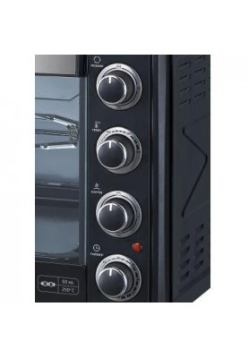 Духовка настольная Liberton LEO-650 Black