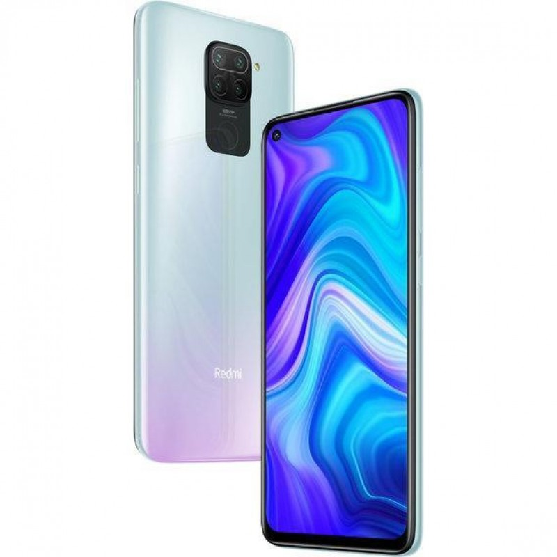 Смартфон Xiaomi Redmi Note 9 3/64GB White No NFC