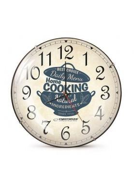 Часы настенные Esperanza EHC018M Marseille