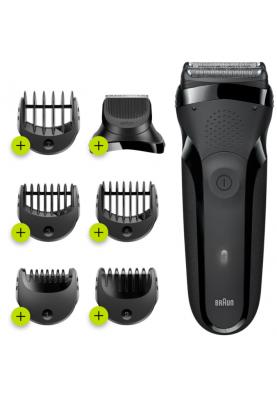 Электробритва мужская Braun Series 3 300BT Black