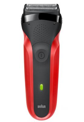 Электробритва мужская Braun Series 3 300s Red
