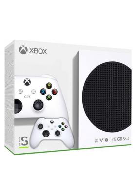 Стационарная игровая приставка Microsoft Xbox Series S 512GB + Wireless Controller with Bluetooth