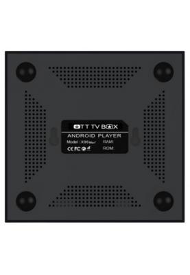 Стационарный медиаплеер Sunvell X96 MAX 4/32 GB