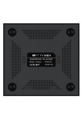 Стационарный медиаплеер Sunvell X96 MAX+ 2/16 GB