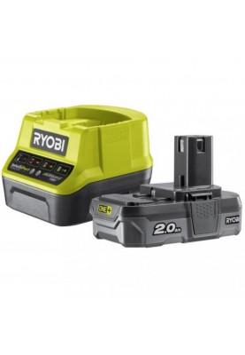 Аккумулятор и зарядное устройство RYOBI ONE+ RC18120-120