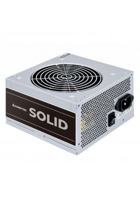 Блок питания Chieftec Solid 400W (GPP-400S)