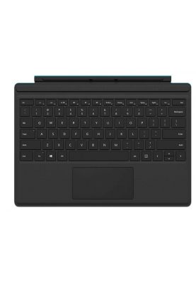 Чехол-клавиатура для планшета Microsoft Surface Pro Type Cover Black (FMM-00001, R9Q-00010, FMM-00005, FMN-00001)