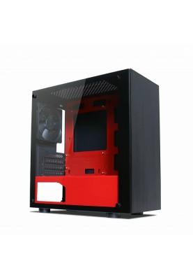 Корпус Tecware Nexus M Black/Red (TW-CA-NEXUS-M-BR)